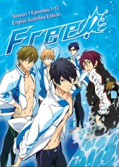 Free! - Genres: Comedy , Sport , School , Slice of Life