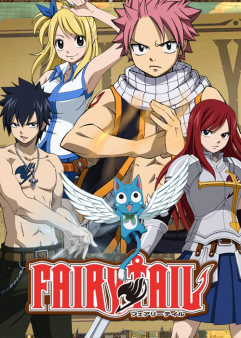 Fairy Tail - Genres: Action , Adventure , Comedy , Fantasy , Magic , Shounen