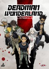 Deadman Wonderland - Genres: Action , Horror , Sci-Fi