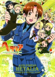 Hetalia Axis Powers - Genres: Comedy , Historical , ONA , Parody