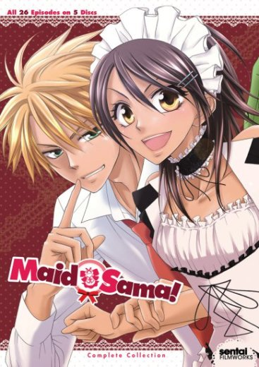 Class President is a Maid! (Kaichou wa Maid-sama!) - Genres: Comedy , Romance , Animation , School , Shoujo