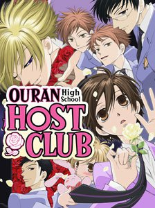 Ouran High School Host Club (Ouran Koukou Host Club) - Genres: Comedy , Romance , Harem , Parody , School , Shoujo