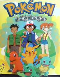 Pokemon: Indigo League - Genres: Adventure , Comedy , Animation