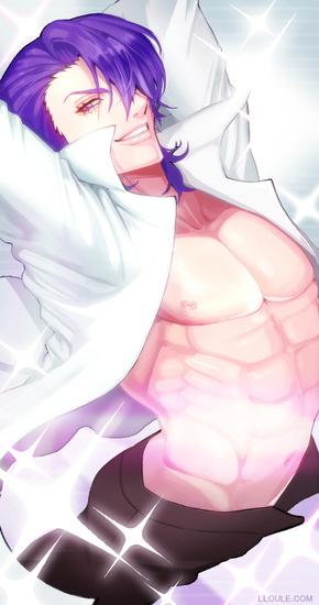 kill-la-kill-anime-Aikuro-Mikisugi-01