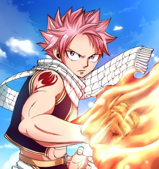 Anime Characters Powers : Top ten anime characters with fire powers pinky s palace