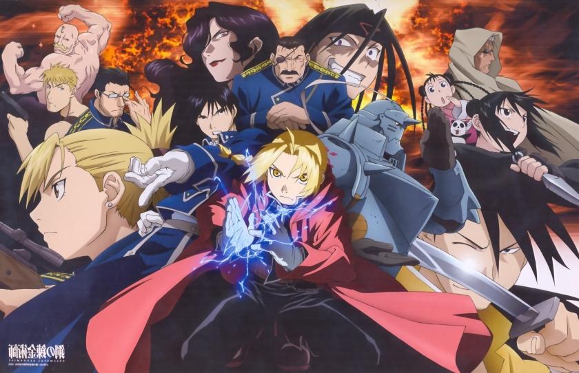 fullmetal alchemist brotherhood characters