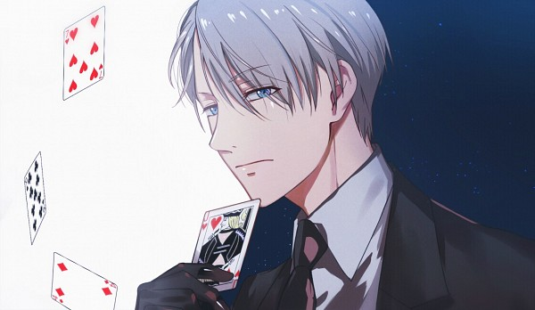 HAPPY BIRTHDAY VIKTOR – Five Fun Facts About Viktor Nikiforov