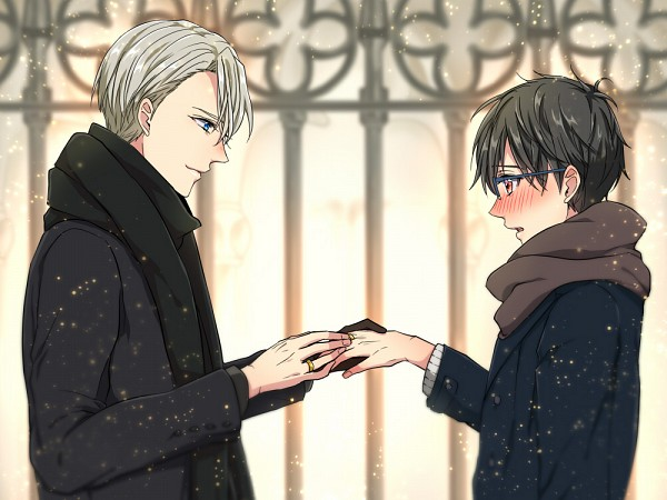 IT'S GAY AND I LOVE IT – Yuri!!! On Ice Review