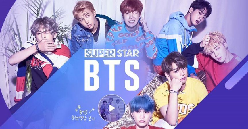THE ONLY RHYTHM GAME I KICK ASS AT – SuperStar BTS Review